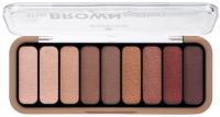 Палетка теней для век Essence The Brown Edition Eyeshadow Palette тон 30 (10г) -
