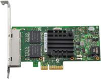 Сетевой адаптер Intel I350T4V2BLK -