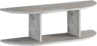 Полка Мебель-КМК Атланта 3 0741.11 (бетон пайн светлый) -