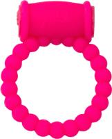 Виброкольцо ToyFa A-Toys / 769006 (розовый) -