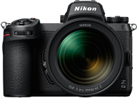 Беззеркальный фотоаппарат Nikon Z6 II + 24-70mm f/4 + FTZ Adapter Kit -