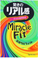 Презервативы Sagami Miracle Fit №5 / 717/1 -