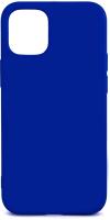 Чехол-накладка Case Cheap Liquid для iPhone 12 Mini (синий) -