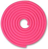 Скакалка для художественной гимнастики Indigo SM-123 (3м, розовый) -