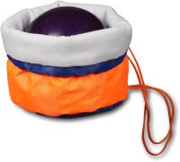 Чехол для гимнастического мяча Indigo SM-335 (оранжевый) -