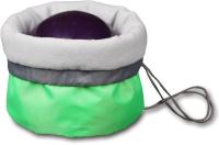 Чехол для гимнастического мяча Indigo SM-335 (салатовый) -