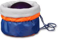 Чехол для гимнастического мяча Indigo SM-335 (синий) -