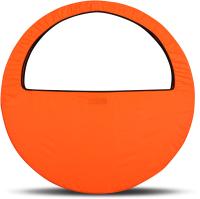 Чехол для гимнастического обруча Indigo SM-083 (оранжевый) -