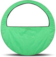 Чехол для гимнастического обруча Indigo SM-083 (салатовый) -