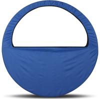 Чехол для гимнастического обруча Indigo SM-083 (синий) -