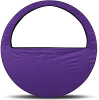 Чехол для гимнастического обруча Indigo SM-083 (фиолетовый) -