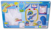 Набор доктора детский Huada Медицинский набор / 602857-9911A -