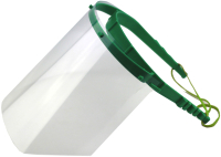 Защитный экран для лица Miran 20.055 TY BY (белый) -