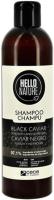 Шампунь для волос Hello Nature Black Caviar (300мл) -