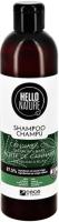 Шампунь для волос Hello Nature Cannabis Oil (300мл) -