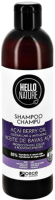 Шампунь для волос Hello Nature Acai Berry Oil (300мл) -