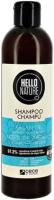 Шампунь для волос Hello Nature Argan Oil (300мл) -
