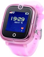Умные часы детские Wonlex KT07 (розовый) -