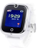 Умные часы детские Wonlex KT07 (белый) -