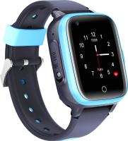 Умные часы детские Wonlex KT15 (голубой) -