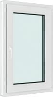 Окно ПВХ Brusbox Elementis Kale Поворотно-откидное правое 3 стекла (1200x800x70) -