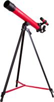 Телескоп Bresser Junior Space Explorer 45/600 AZ / 70132 (красный) -