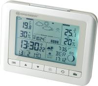 Метеостанция цифровая Bresser TemeoTrend WF / 74660 (белый) -