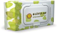 Влажные салфетки детские Lovular Фито-салфетки / 429083 (80шт) -