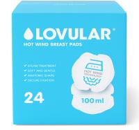 Прокладки для бюстгальтера Lovular Hot Wind Лактационные / 429000 (24ш) -