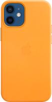 Чехол-накладка Apple With MagSafe для iPhone 12 Mini California Poppy / MHK63 -