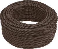 Провод силовой Bironi B1-435-72-50 (10м, коричневый матовый) -