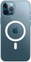 Чехол-накладка Apple Clear Case With MagSafe для iPhone 12 Pro Max / MHLN3 -