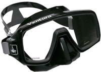 Маска для плавания Aqua Lung Sport Ventura Silicon / 116470/MS168113 (черный) -