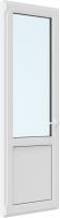 Дверь балконная Brusbox Elementis Kale Поворотно-откидная внизу с/п левая 3 стекла (2100x700x70) -