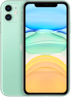 Смартфон Apple iPhone 11 128GB / MHDN3 (зеленый) -