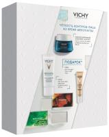 Набор косметики для лица Vichy Vichy Neovadiol Крем Фитоскульпт+Крем-уход ночь+Крем д/век и губ (50мл+50мл+15мл) -
