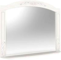 Зеркало Ивару Мария-Луиза 9 (бодега белый/МДФ бодега белый) -