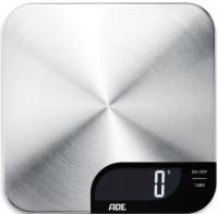 Кухонные весы ADE Alessia KE1600 (серебристый/серый) -