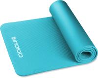 Коврик для йоги и фитнеса Indigo NBR IN229 (бирюзовый) -