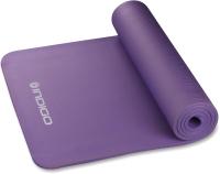 Коврик для йоги и фитнеса Indigo NBR IN229 (фиолетовый) -