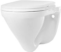 Унитаз подвесной Sanita Standard Comfort (STNSAWH0104) -