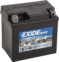 Мотоаккумулятор Exide AGM12-5 (4 А/ч) -