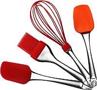 Набор кухонных принадлежностей Maestro MR-1590 (оранжевый) -