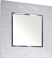 Зеркало Мебель-КМК Нимфа 0383.8 (бодега/белое серебро) -