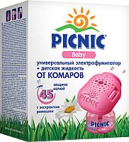 Электрофумигатор PICNIC Baby 45 ночей -