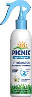 Спрей от насекомых PICNIC Hypoallergenic (180мл) -