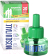 Наполнитель для фумигатора Mosquitall Защита для всей семьи от комаров 30 ночей (30мл) -