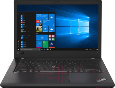 Ноутбук Lenovo ThinkPad T480 (20L50000RT)