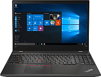 Ноутбук Lenovo ThinkPad T580 (20L9002GRT) -