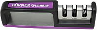 Ножеточка механическая Borner 3300330 (сиреневый) -